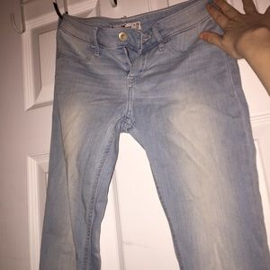 Hollister Light Wash Jeans